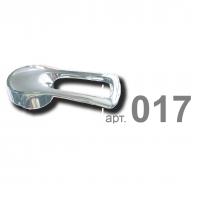 Смеситель для ванны 40 катридж ПСМ-521-К/017
