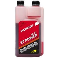 Масло минеральное PATRIOT POWER ACTIVE 2T дозаторная 0,946л