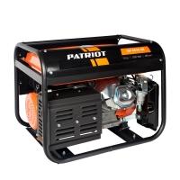 Генератор бензиновый GP 6510AE PATRIOT