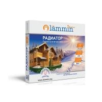 Радиатор биметалл PREMIUM BM500-80 Lammin