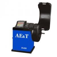 Балансировочный станок для легковых автомобилей B-820  AE&T