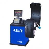 Балансировочный станок для легковых автомобилей В-829  AE&T