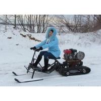 Модуль лыжный к снегоходной приставке ВП-МЛ