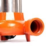 Дренажный насос (фекальный) FQ 1200N PATRIOT