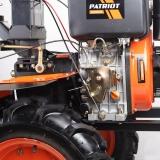 Мотоблок дизельный BOSTON 9DE PATRIOT