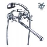 Смеситель FAUZT для ванной с керам. перекл FZ511-A54