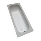 Ванна стальная Estap 1600*710*400 cм. белая (с ножками)
