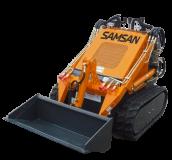 Универсальный мини-погрузчик Samsan UL 20